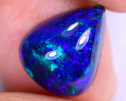 2.59cts Natural Ethiopian Welo Smoked Opal / UX1007