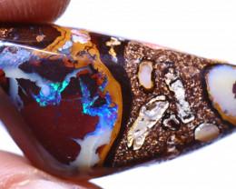 16.98 Carats Koroit Opal Cut Stone ANO-2409