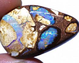 23.12 Carats Koroit Opal Cut Stone ANO-2445