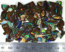 140ct  Natural Boulder Opal Rough Parcel [BRP-213]