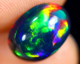 2.15cts Natural Ethiopian Smoked Welo Opal /BF8196