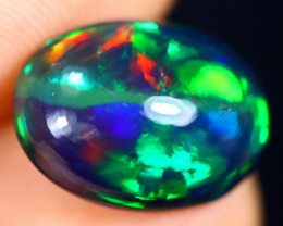 3.08cts Natural Ethiopian Smoked Welo Opal /BF8211