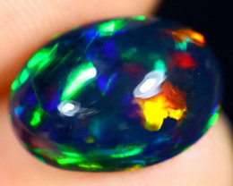 2.70cts Natural Ethiopian Smoked Welo Opal /BF8213