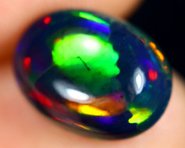 2.54cts Natural Ethiopian Smoked Welo Opal /BF8217