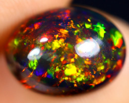 3.05cts Natural Ethiopian Smoked Welo Opal /BF8224