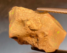 opal rough 8 Cts  white Rough BGC2627 | From ethiopia