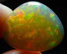 11ct Natural Ethiopian Welo Opal