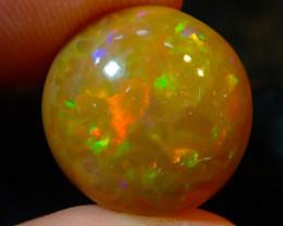 6.8ct Natural Ethiopian Welo Opal
