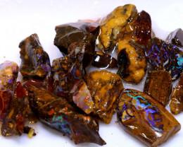 100 cts Yowah Opal Offcut Chip Rough Parcel ADO-9526      adopals