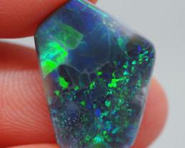4.01CT Dark Opal Lightning Ridge DH