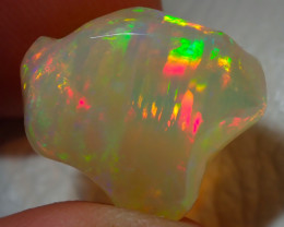 11.7ct Natural Ethiopian Welo Opal Specimen