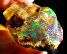 170cts Ethiopian Crystal Rough Specimen Rough / CR4884