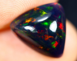 3.08cts Natural Ethiopian Welo Smoked Opal / HM3025