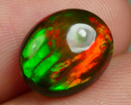 2.570 CRT BRILLIANT SMOKED BROAD STRIPE BEST COLOR WELO OPAL SMOKED -