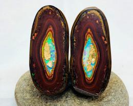 370 Cts Opale Boulder Yowah Nut