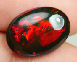 3.865 CRT BRILLIANT SMOKED FULL BODY BEST COLOR WELO OPAL SMOKED -