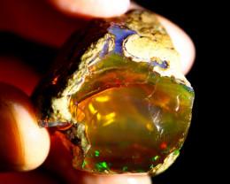 134cts Ethiopian Crystal Rough Specimen Rough / CR4936