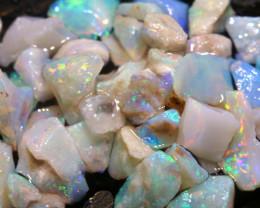 20cts Coober Pedy White Opal Rough Parcel  ADO-9572  adopals