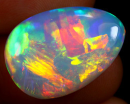 9.04cts Natural Ethiopian Welo Opal / BF8354