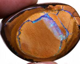 Yowah Boulder Opal Nut AOH-632 - australianopalhunter