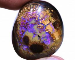 Yowah Boulder Opal Nut AOH-640 - australianopalhunter