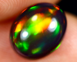 1.80cts Natural Ethiopian Welo Smoked Opal / HM3042