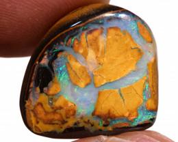 Yowah Boulder Opal Nut AOH-652 - australianopalhunter