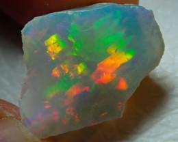 11.4ct Ethiopian Welo Rough Opal