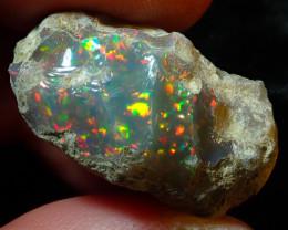 27.4ct Ethiopian Welo Rough Opal