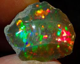13.64ct Ethiopian Welo Rough Opal