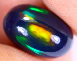 2.92cts Natural Ethiopian Welo Smoked Opal / UX1137