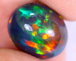 4.15cts Natural Ethiopian Welo Smoked Opal / UX1146