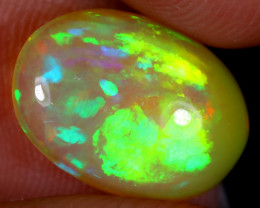 2.46cts Natural Ethiopian Welo Opal / UX1156