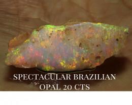 20 CTS BRAZILIAN ROUGH OPAL