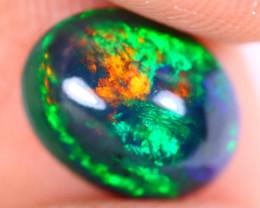 1.32cts Natural Ethiopian Welo Smoked Opal/ NY3291
