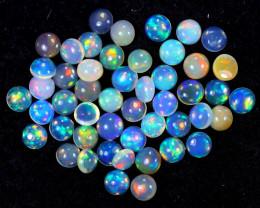 15.53cts Natural Ethiopian Welo Opal Lots / NY3293