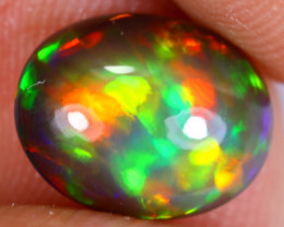 1.60cts Natural Ethiopian Welo Smoked Opal / NY3305