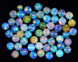 18.80cts Natural Ethiopian Welo Opal Lots  / NY3309
