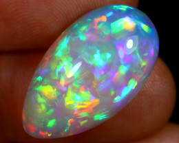 8.43cts Natural Ethiopian Welo Opal / BF8416