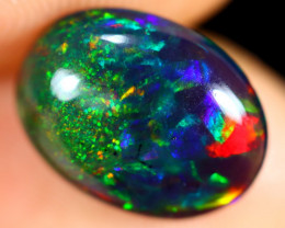 1.94cts Natural Ethiopian Smoked Welo Opal / BF8449