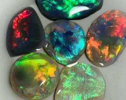 Gem Grade Super Clean Bright Opal Rubs for Jewellery#415