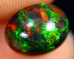 1.55cts Natural Ethiopian Welo Smoked Opal / HM3051