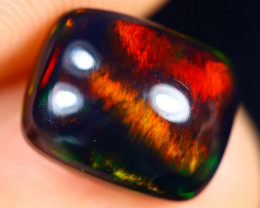 1.87cts Natural Ethiopian Welo Smoked Opal / HM3076