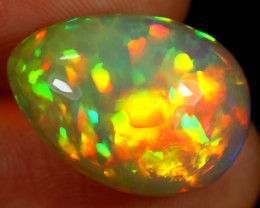 10.23cts Natural Ethiopian Welo Opal / BF8456