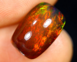 3.30cts Natural Ethiopian Smoked Welo Opal / BF8481