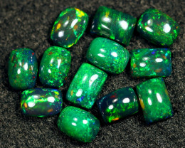 SMOKED WELO OPAL  7.42cts Parcel Lot  Opal / BF8500