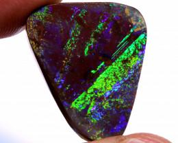 Rare Yowah Boulder Opal Faced Rub 21.85 Carats DO-2324