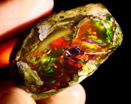 117cts Ethiopian Crystal Rough Specimen Rough / CR5006