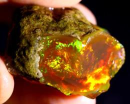 78cts Ethiopian Crystal Rough Specimen Rough / CR5030