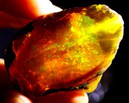 206cts Ethiopian Crystal Rough Specimen Rough / CR5039